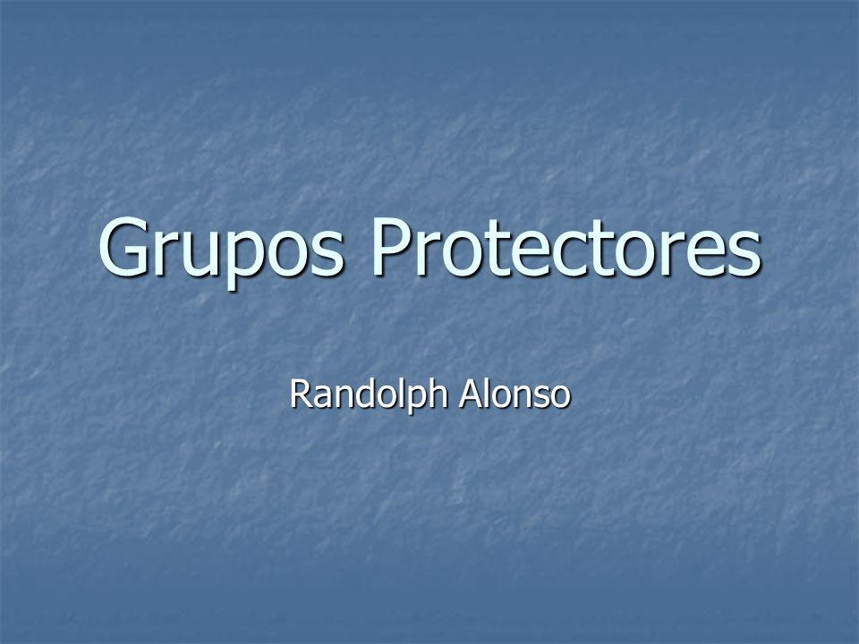 Grupos Protectores Randolph Alonso