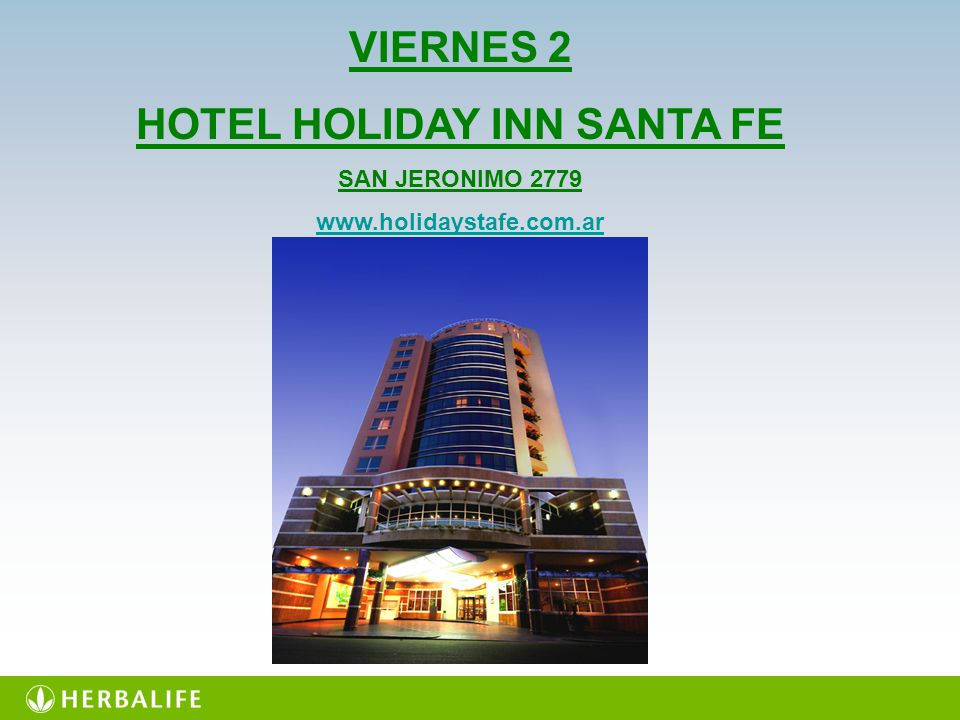 HOTEL HOLIDAY INN SANTA FE