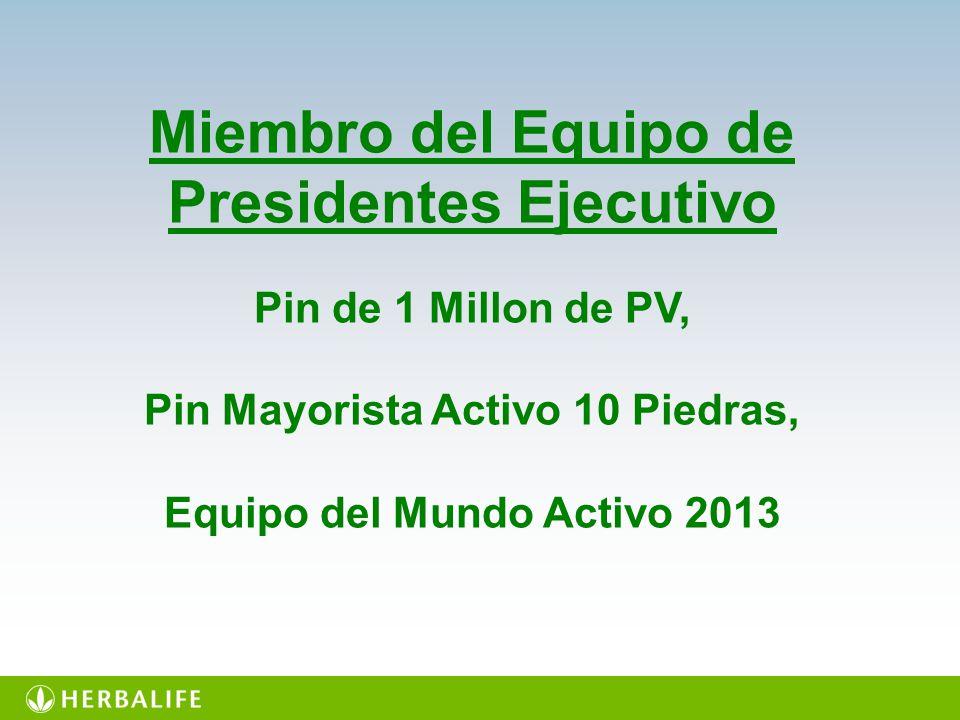 Miembro del Equipo de Presidentes Ejecutivo