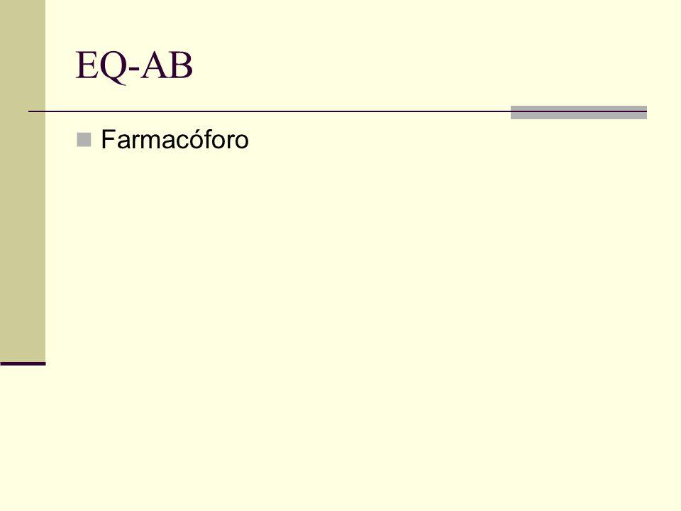 EQ-AB Farmacóforo