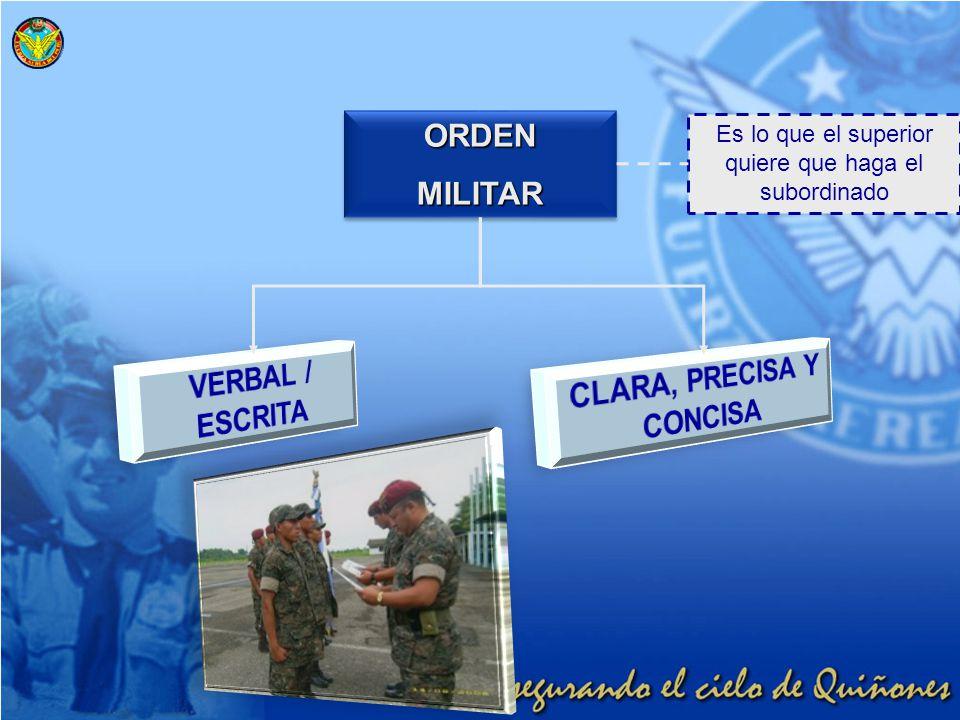CLARA, PRECISA Y CONCISA