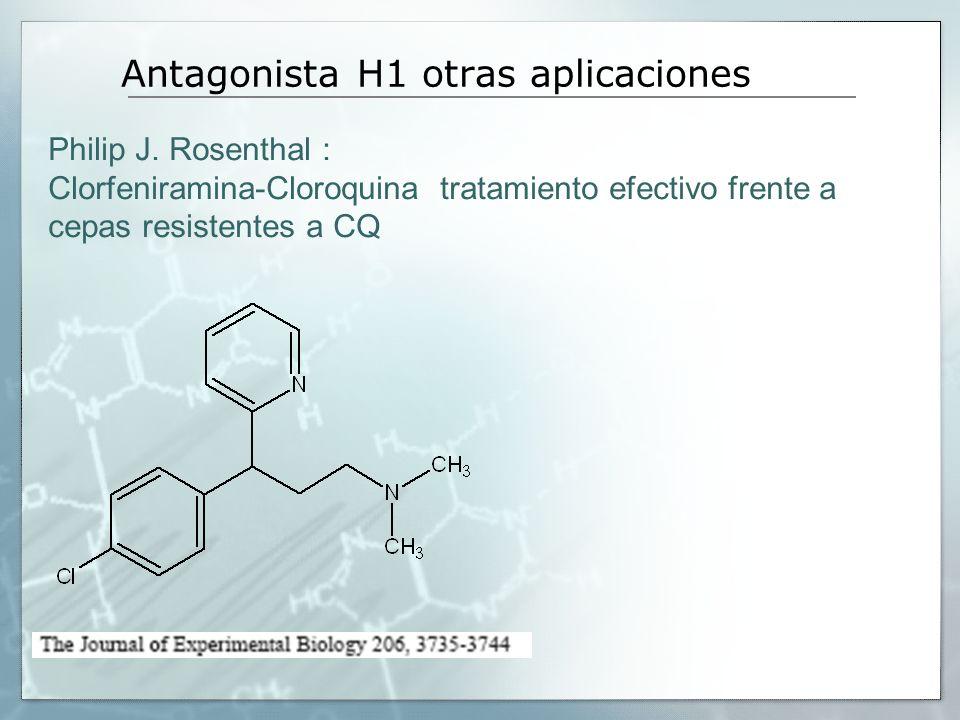 Antagonista H1 otras aplicaciones
