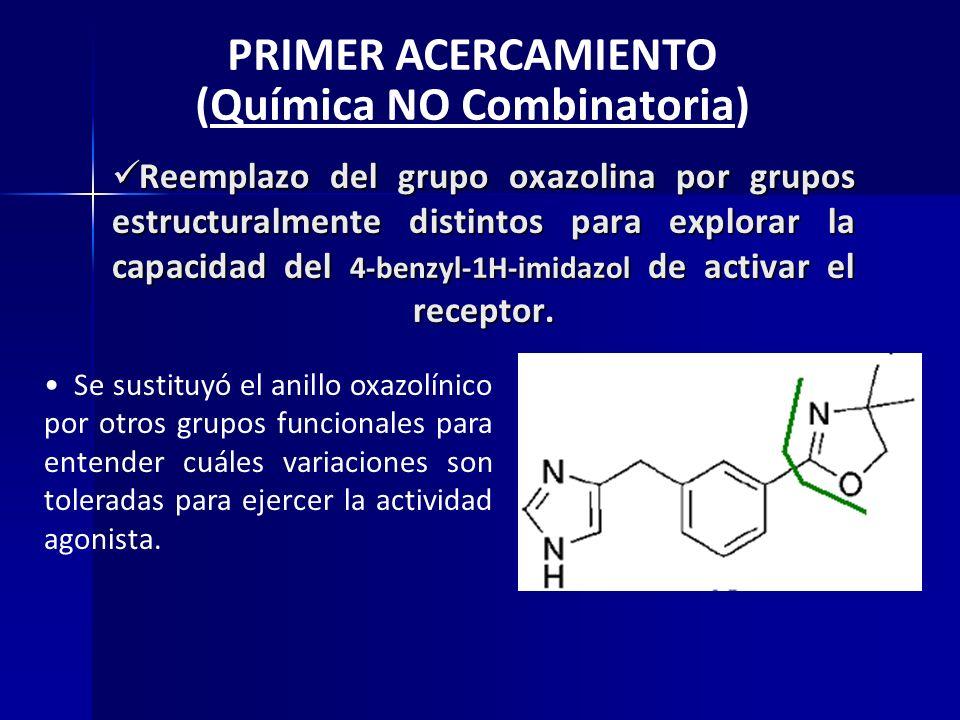 (Química NO Combinatoria)