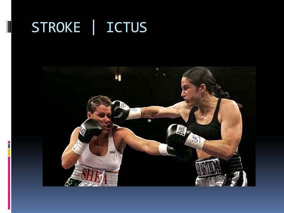 STROKE | ICTUS