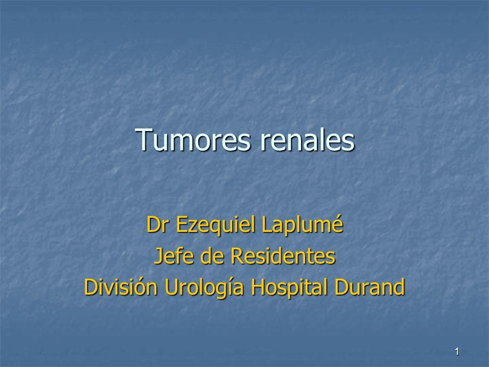 División Urología Hospital Durand