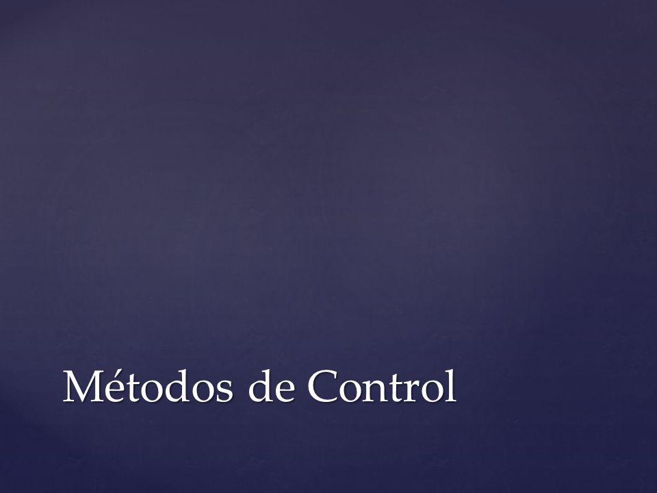 Métodos de Control