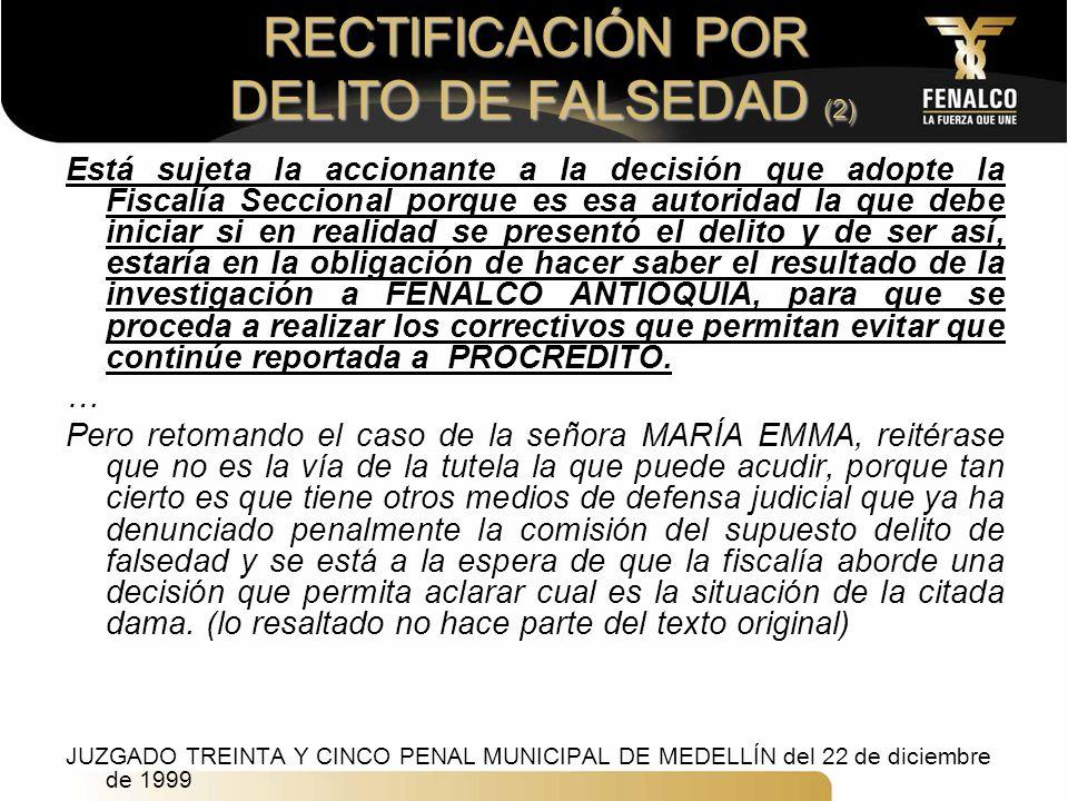 RECTIFICACIÓN POR DELITO DE FALSEDAD (2)