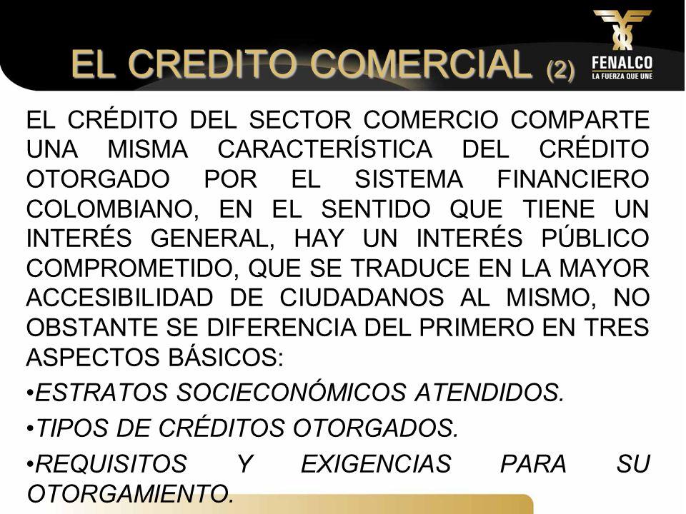 EL CREDITO COMERCIAL (2)