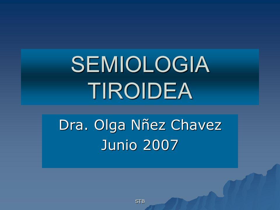 Dra. Olga Nñez Chavez Junio 2007
