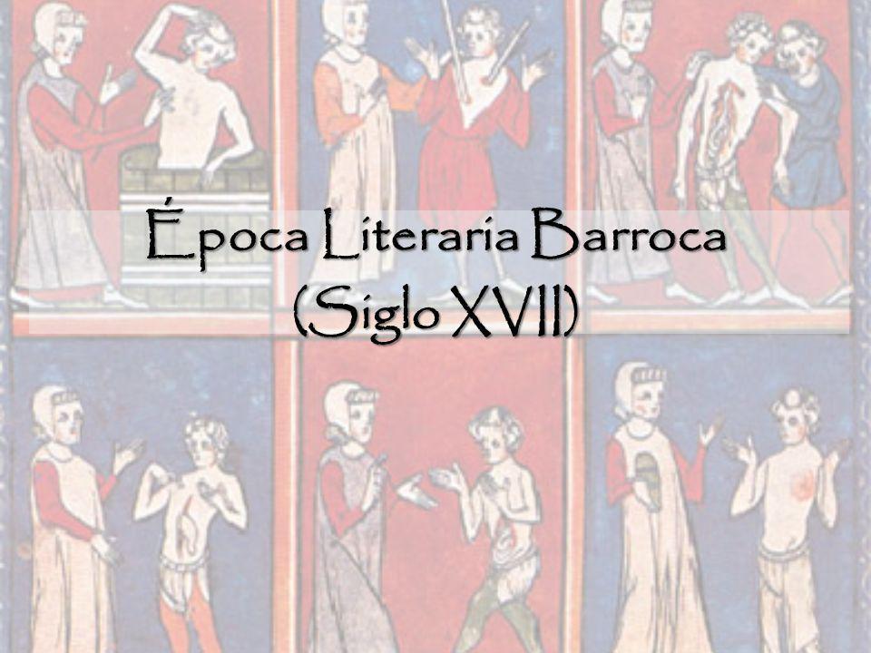 Época Literaria Barroca