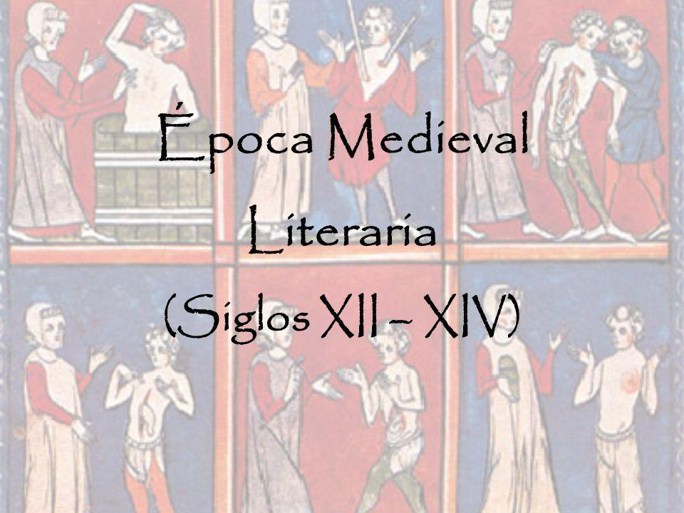 Época Medieval Literaria