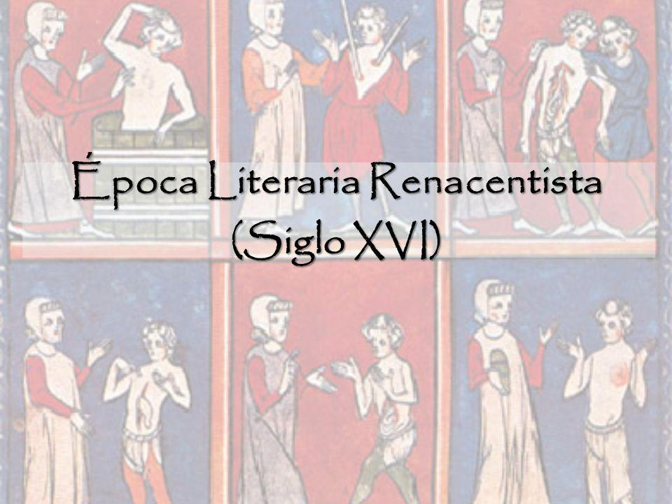 Época Literaria Renacentista