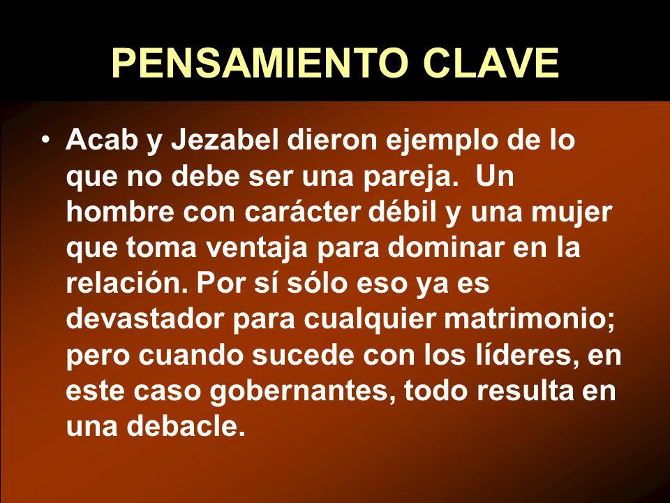 PENSAMIENTO CLAVE