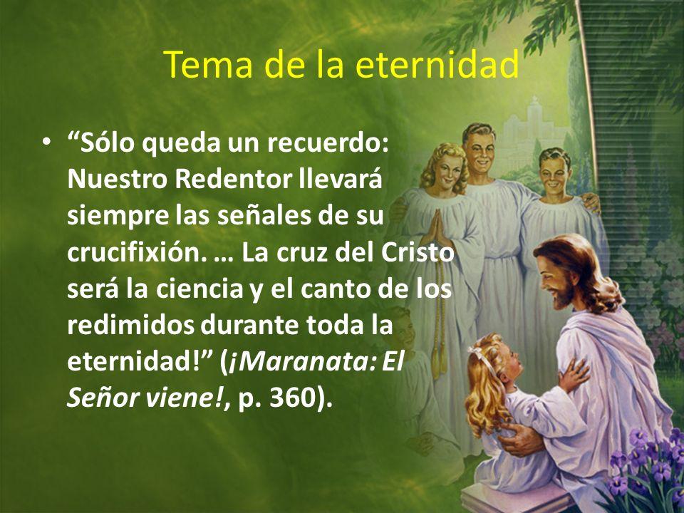 Tema de la eternidad