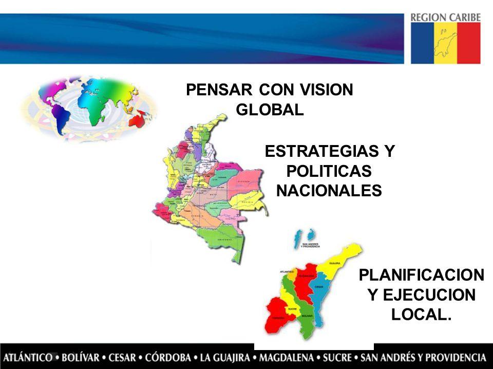 PENSAR CON VISION GLOBAL