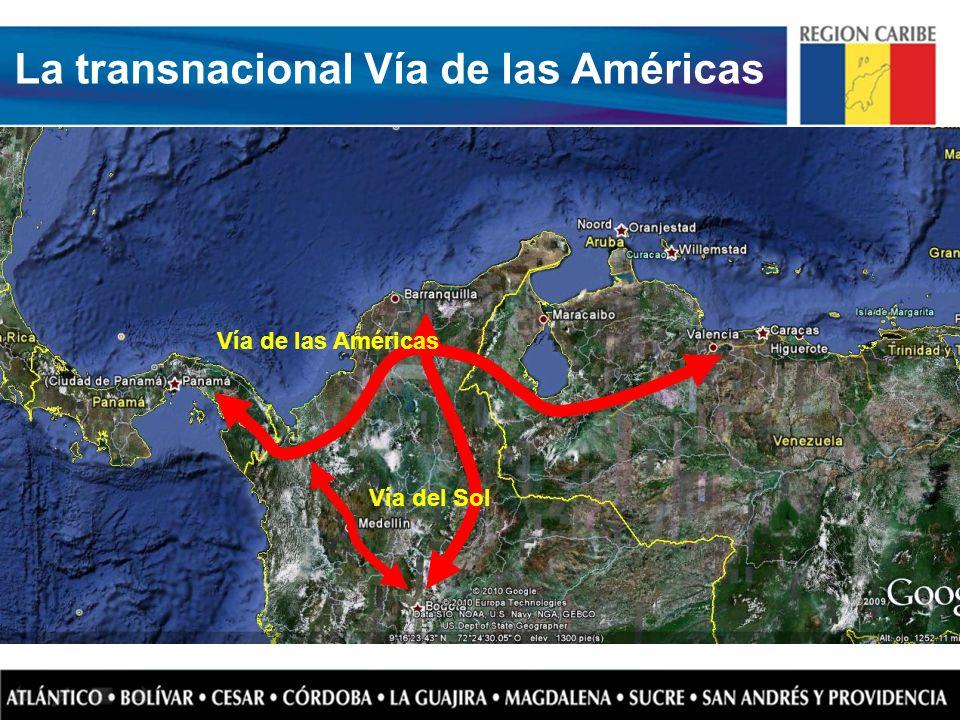 La transnacional Vía de las Américas