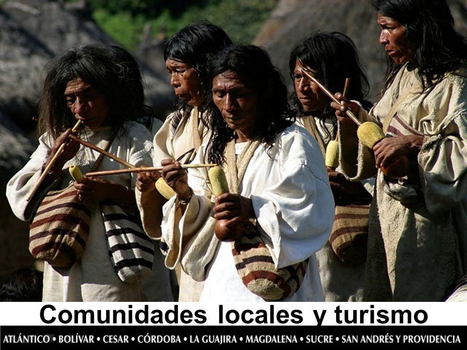 Comunidades locales y turismo