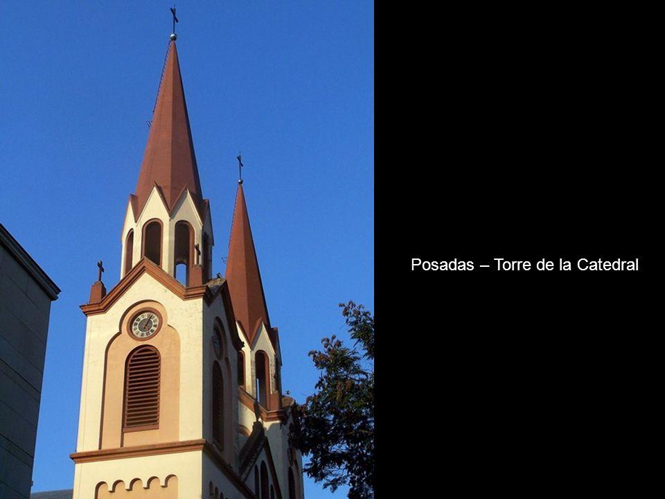 Posadas – Torre de la Catedral
