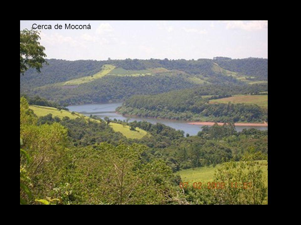 Cerca de Moconá