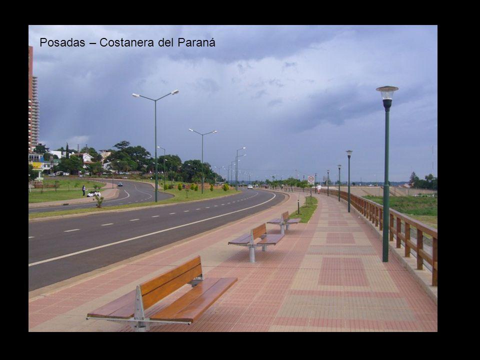 Posadas – Costanera del Paraná