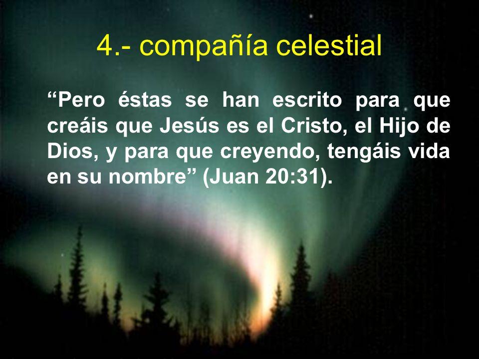 4.- compañía celestial
