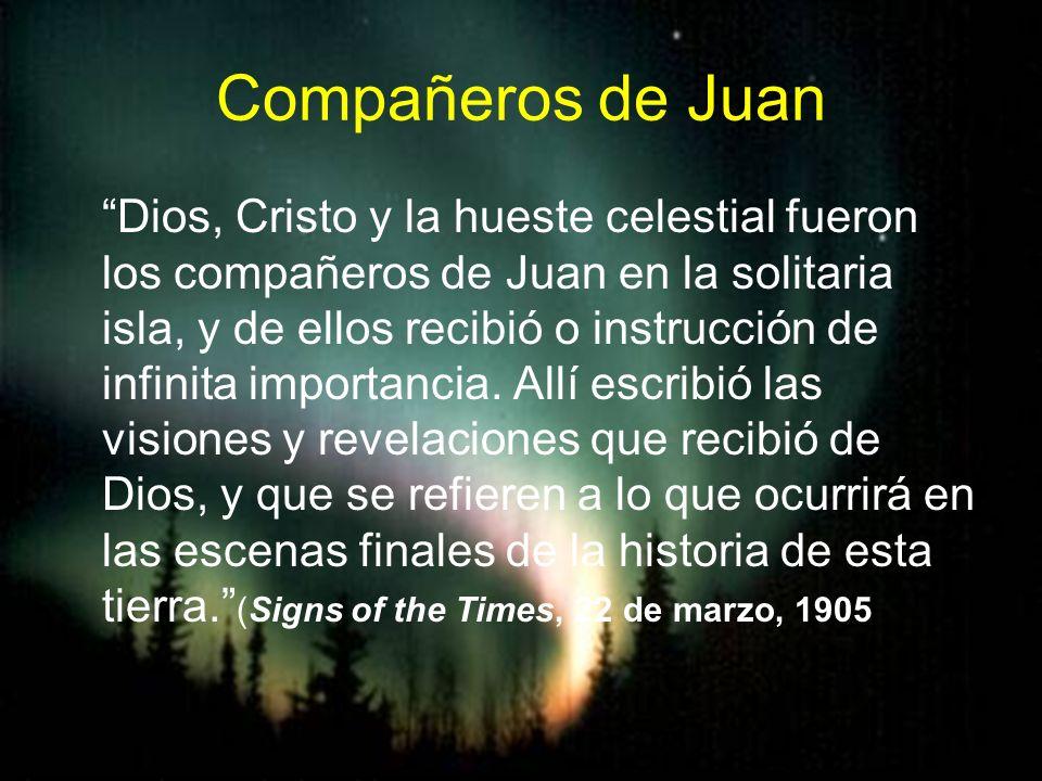 Compañeros de Juan