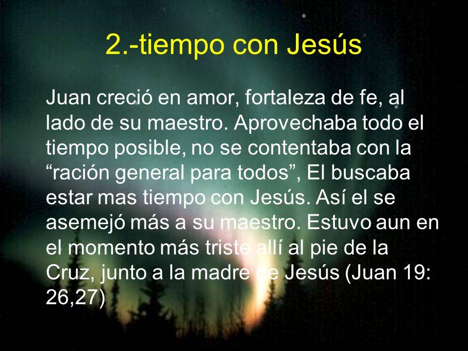 2.-tiempo con Jesús