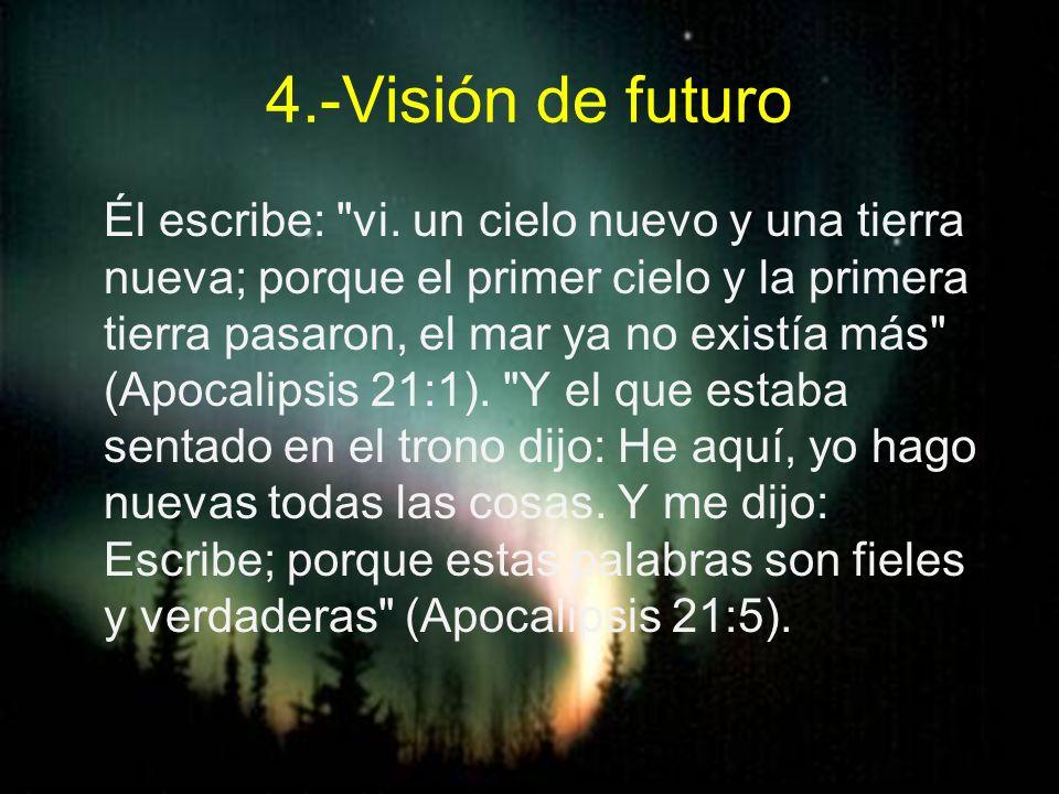 4.-Visión de futuro