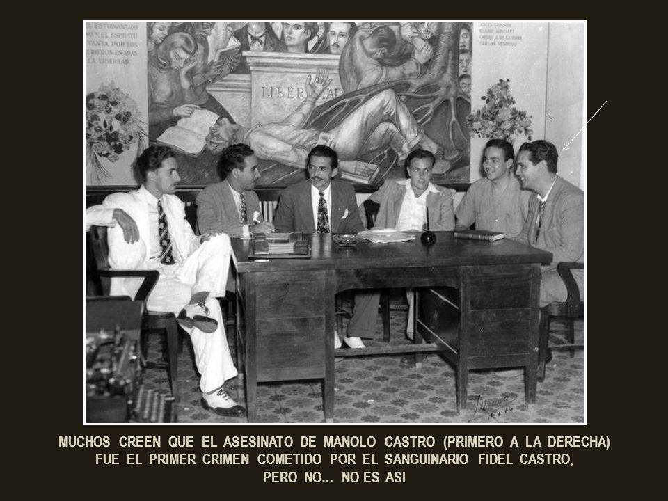 ¿QUIEN ERA EL PRESIDENTE CUBANO EN AQUEL 26 DE FEBRERO DE 1948