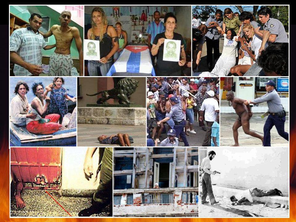 CUBA… MI PATRIA, ES HOY ES UN INFIERNO