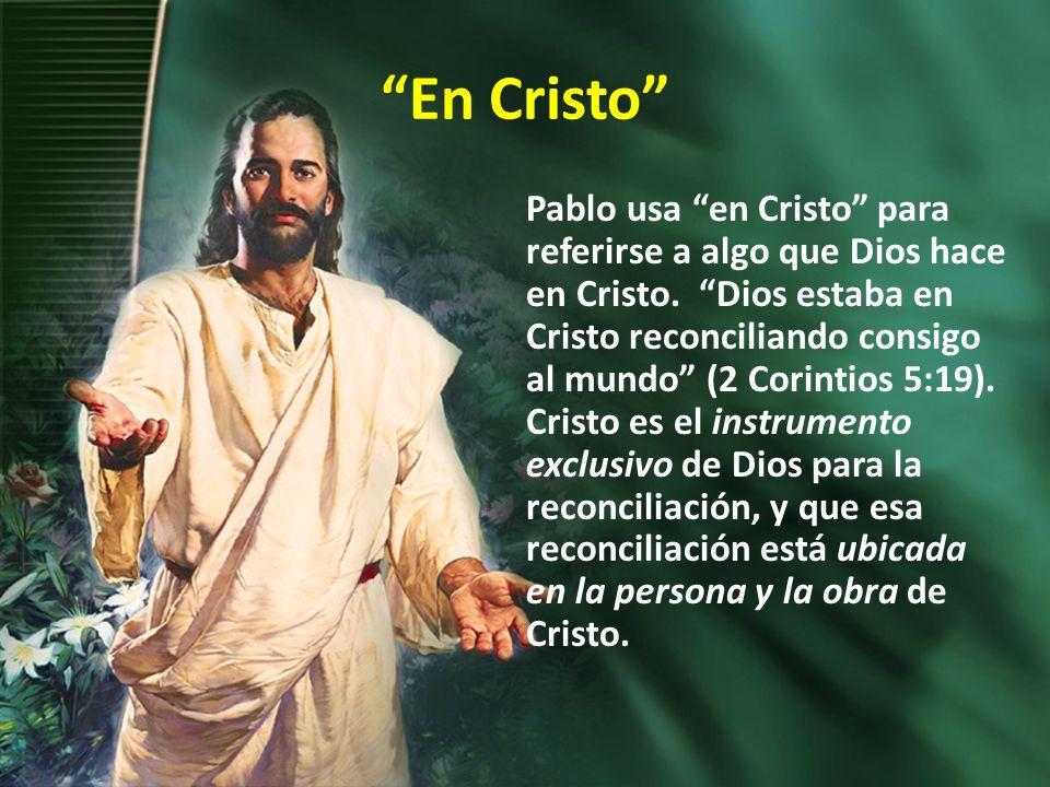 En Cristo