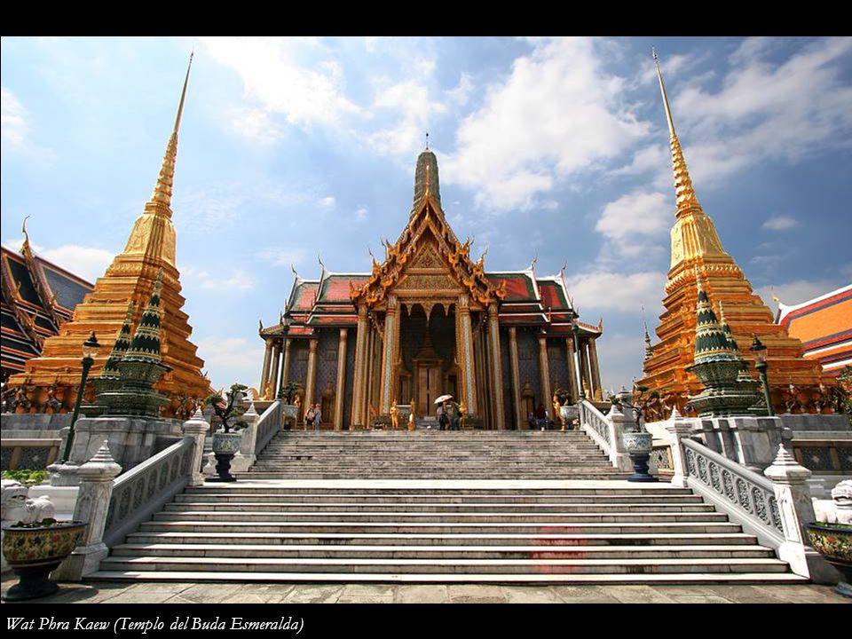 Wat Phra Kaew (Templo del Buda Esmeralda)