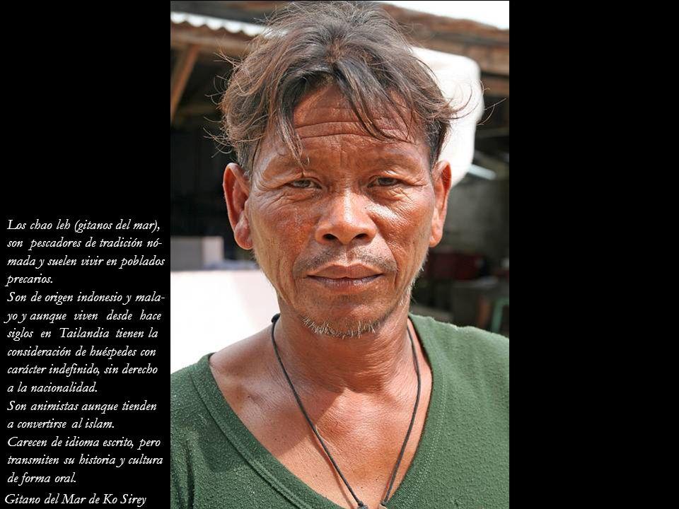 Los chao leh (gitanos del mar),