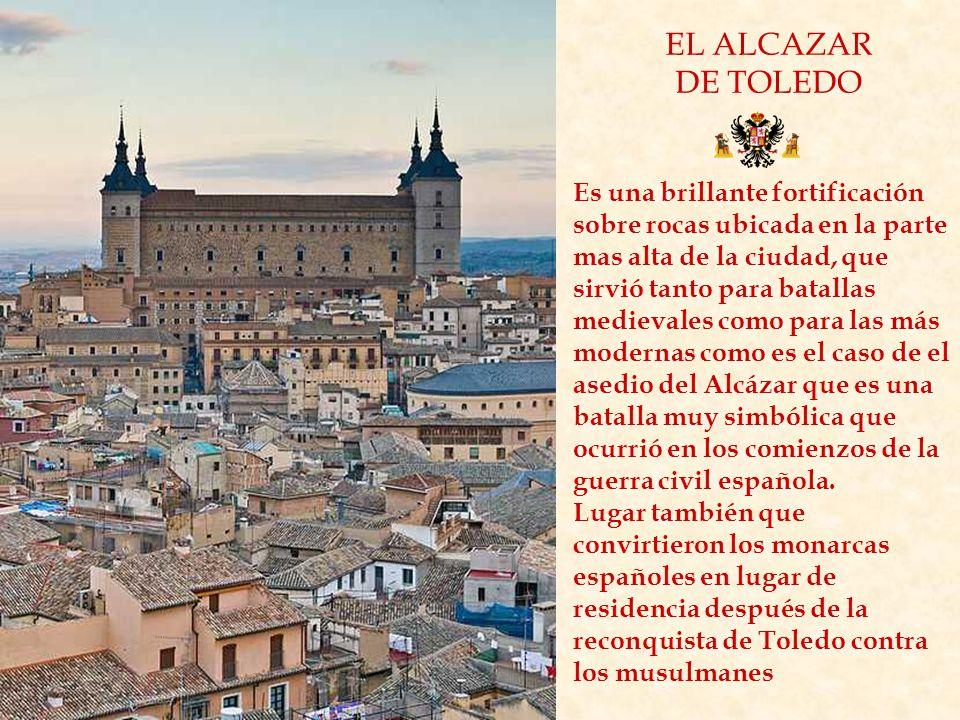 EL ALCAZAR DE TOLEDO.