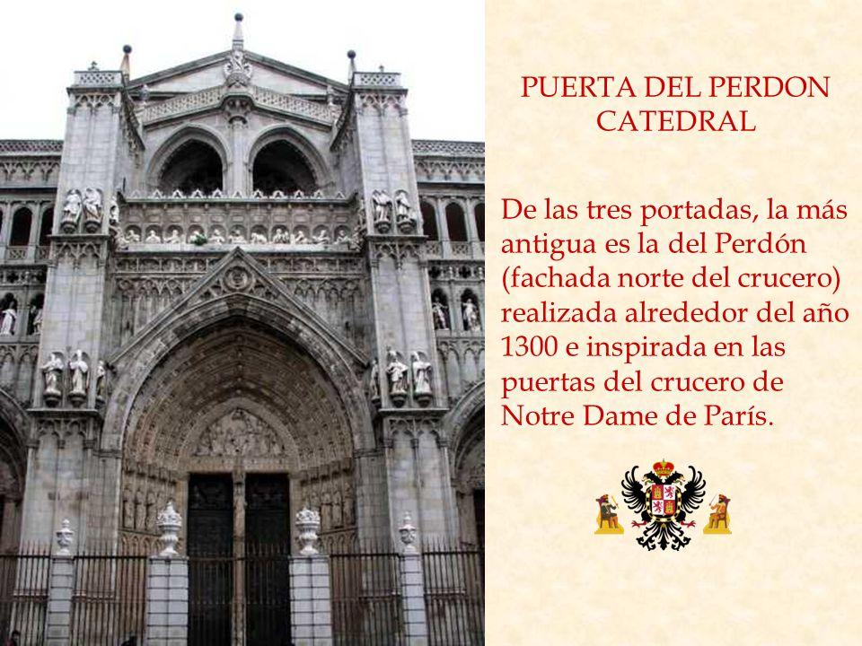 PUERTA DEL PERDON CATEDRAL.