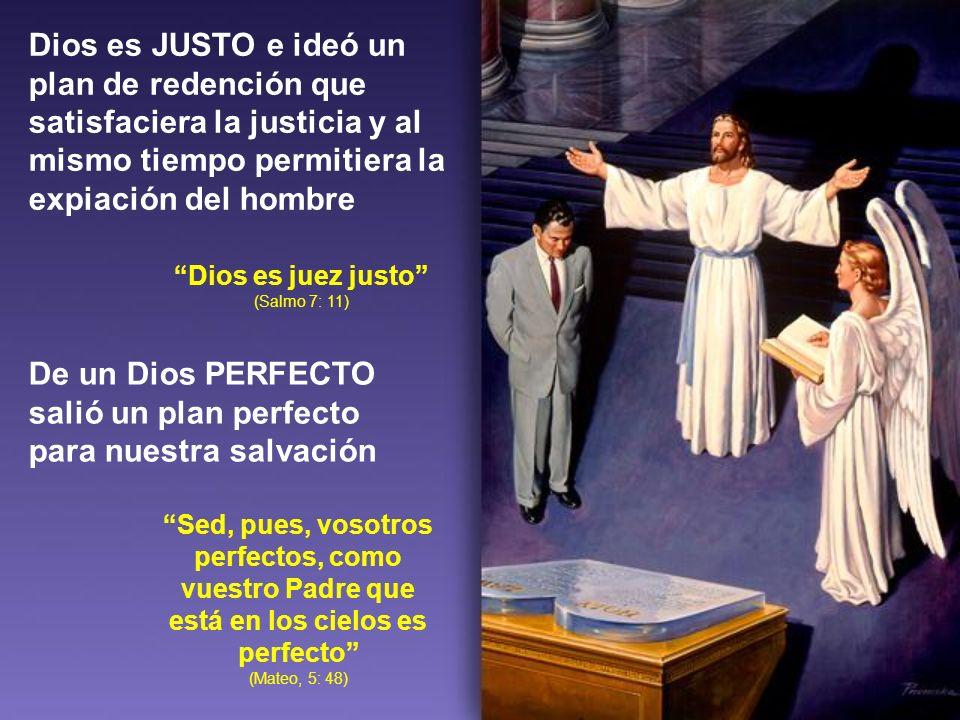 Dios es juez justo (Salmo 7: 11)