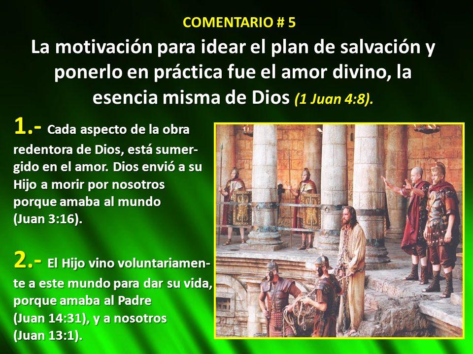 esencia misma de Dios (1 Juan 4:8).
