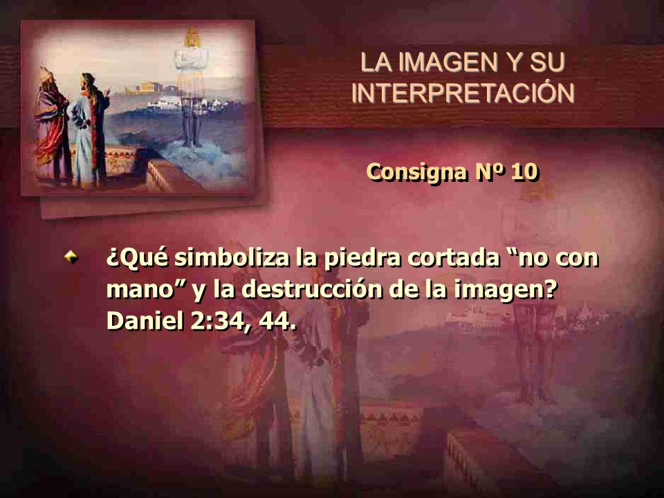 LA IMAGEN Y SU INTERPRETACIÓN