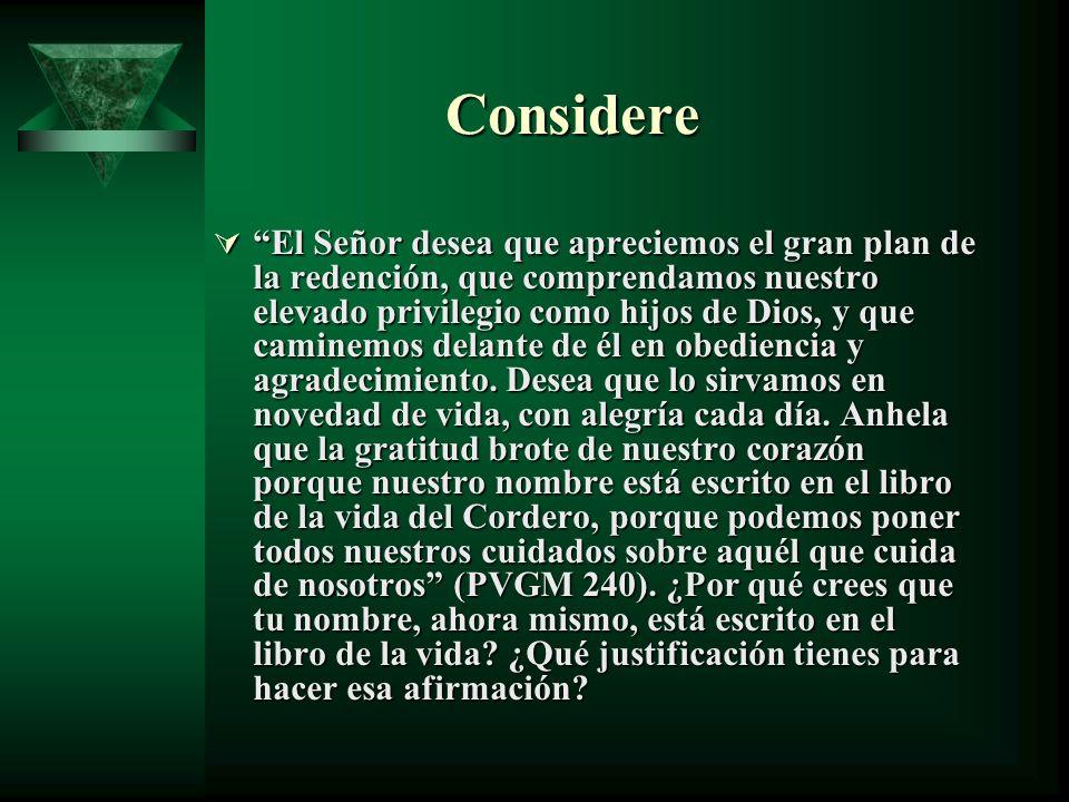 Considere