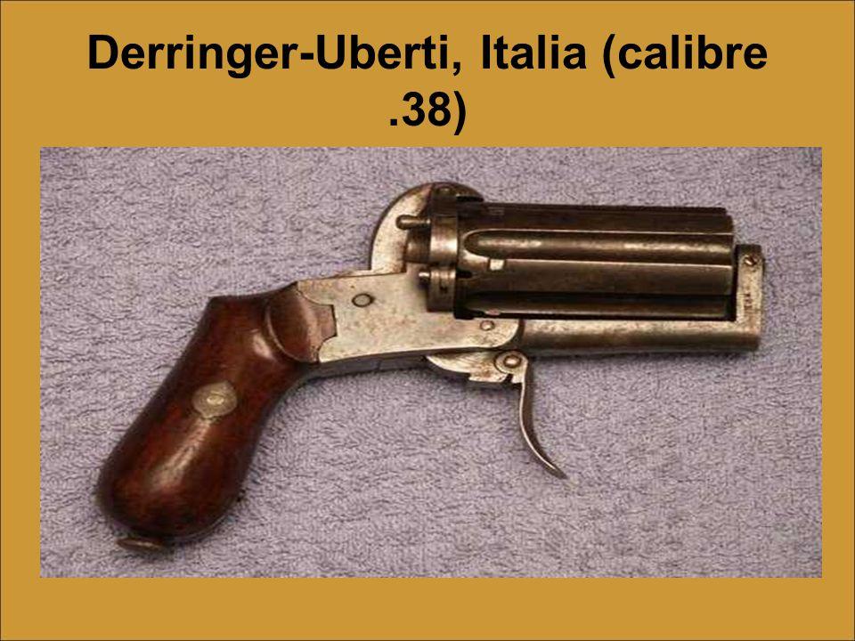 Derringer-Uberti, Italia (calibre .38)