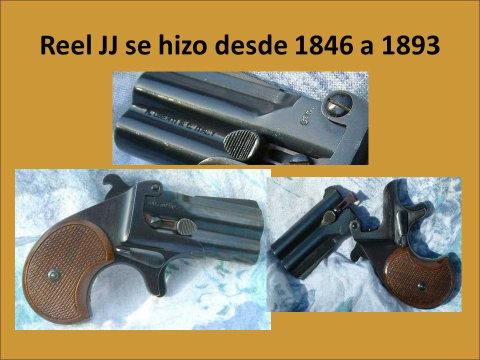 Reel JJ se hizo desde 1846 a 1893