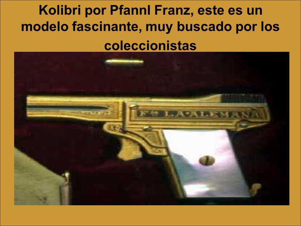 Kolibri por Pfannl Franz, este es un modelo fascinante, muy buscado por los coleccionistas