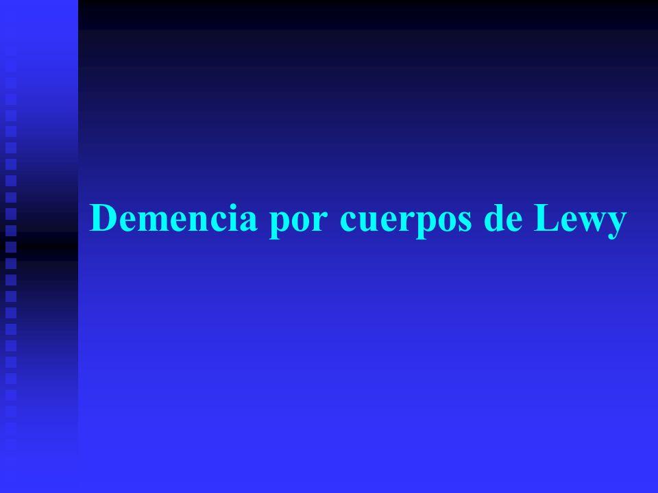 Demencia por cuerpos de Lewy
