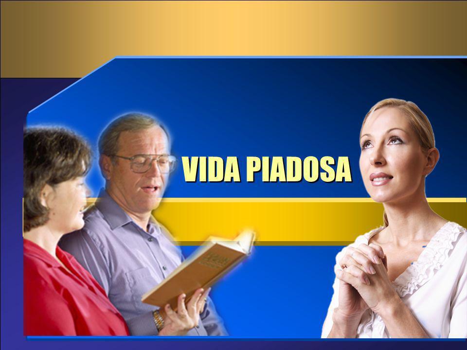 VIDA PIADOSA