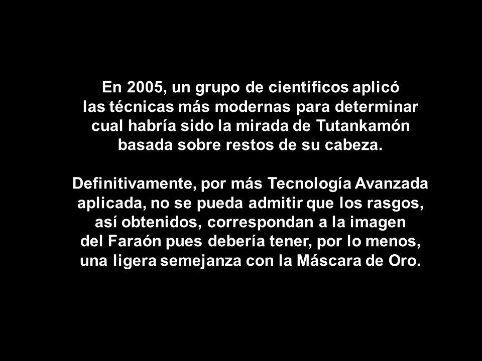 En 2005, un grupo de científicos aplicó