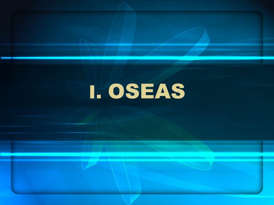 I. OSEAS