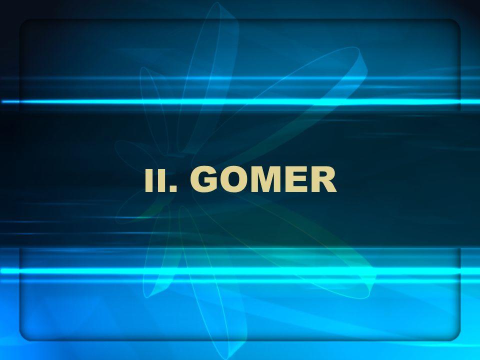 II. GOMER