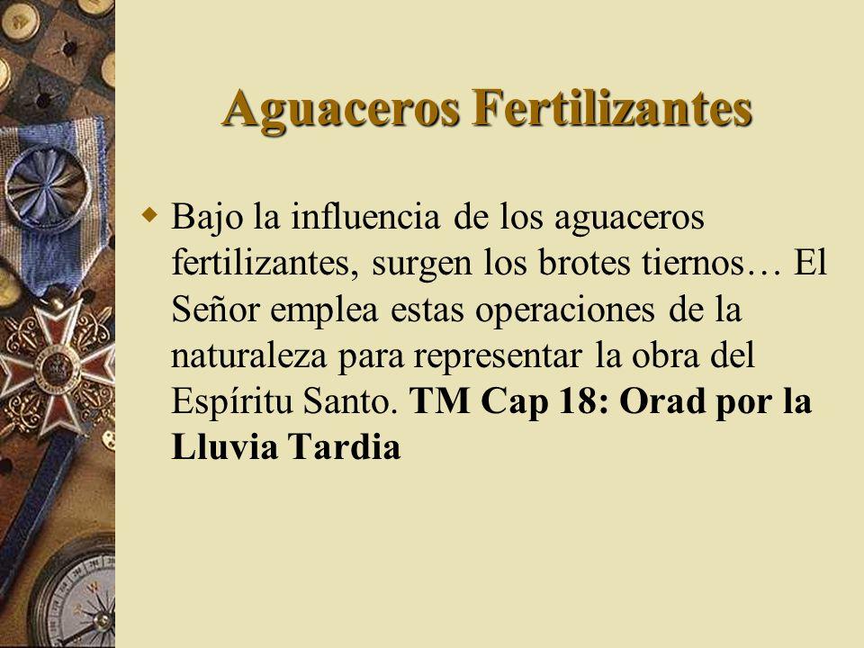 Aguaceros Fertilizantes