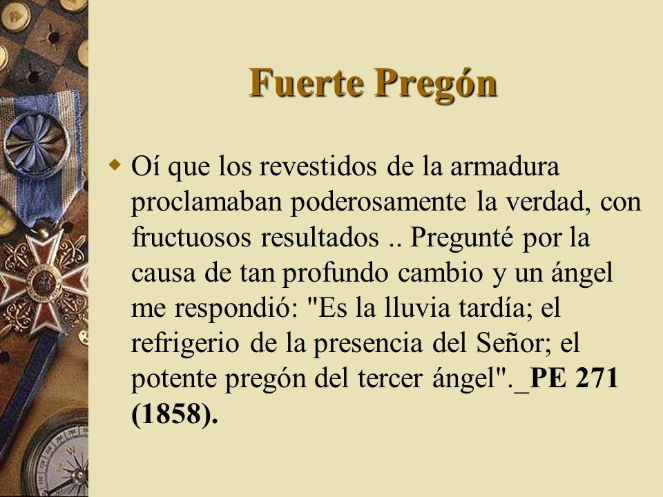 Fuerte Pregón