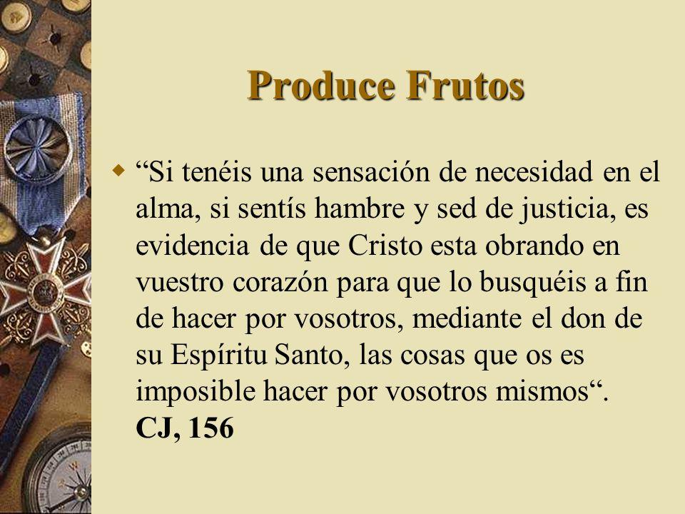 Produce Frutos